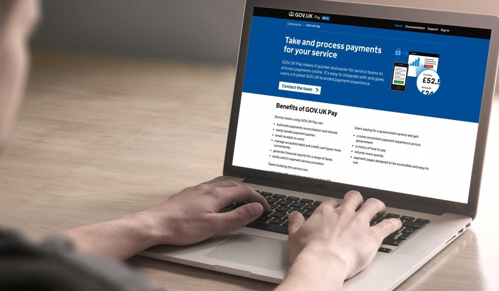 Government Digital Services - PAY